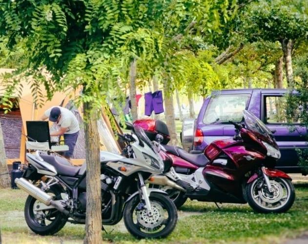 Campsites - Biker Friendly Accommodation